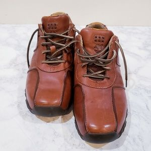 Timberland Lexington lace-up leather shoes
